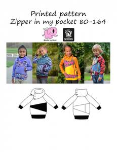 Bilde av Made by Runi - Zipper in my