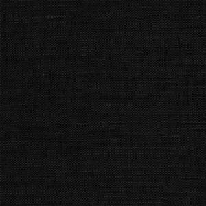 Bilde av 100% Lin vasket - svart