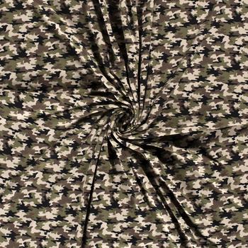 Bilde av Mønstret jersey under 160 kr /m