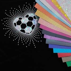 Bilde av Siser holografisk 30x50 cm
