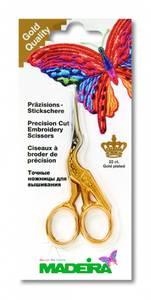 Bilde av Madeira Stork saks gull