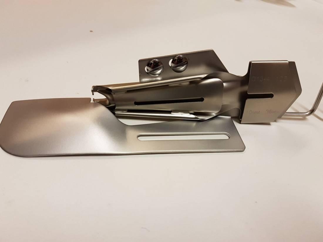 Kantbåndsapparat Baby Lock 10 mm