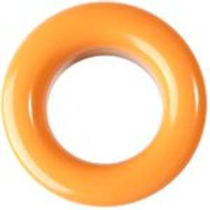 Bilde av Fargede maljer ORANSJE - 8 mm