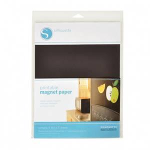 Bilde av Silhouette Printable magnet