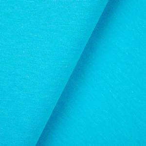 Bilde av Lys turkis ribb 146 cm bredde