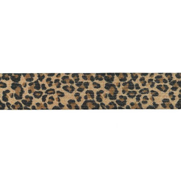 Elastikk jaguar small lurex 3,5 cm - per meter