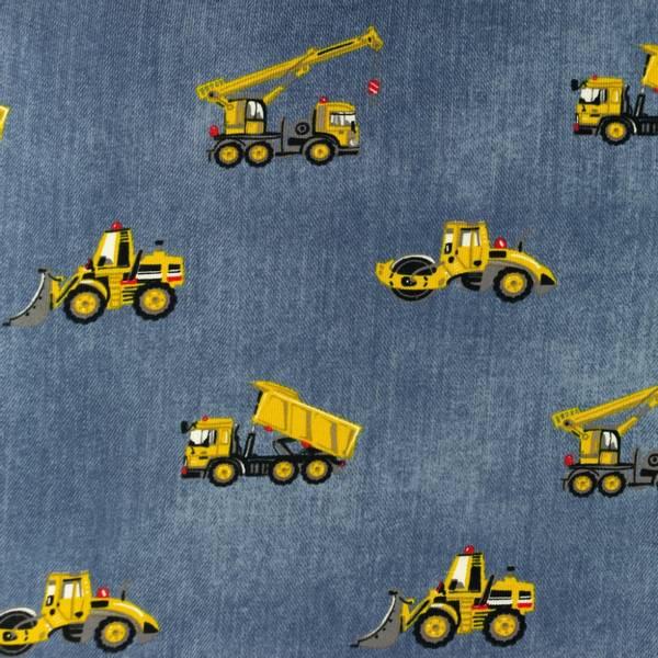 Jersey Anleggskjøretøy jeans