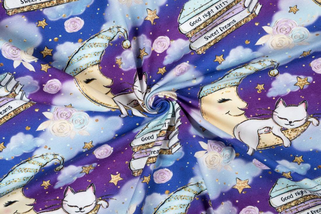 Jersey Good night kitty