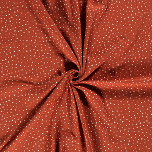 Bilde av Musselin triangler rust
