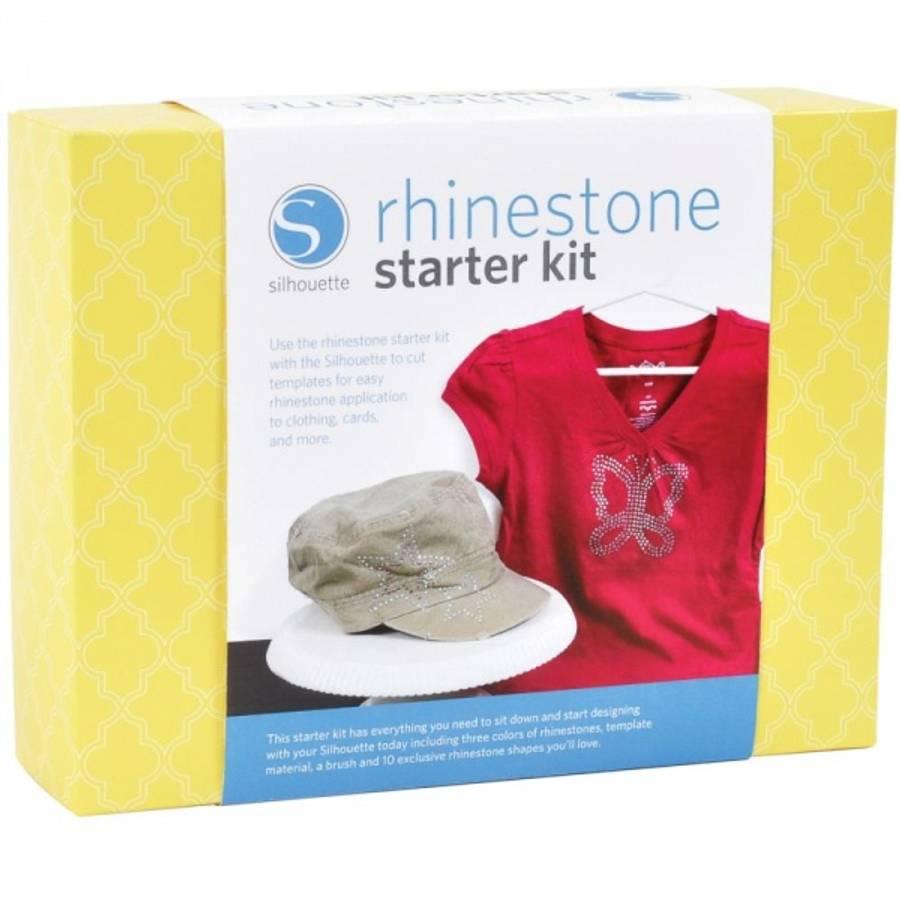 Silhouette Rhinestone kit