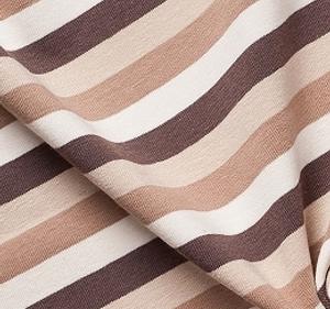 Bilde av Jersey 3 brune striper