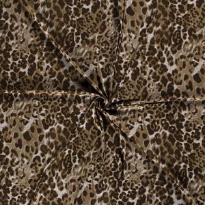 Bilde av Viskosejersey animalprint