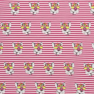 Bilde av Jersey Kule griser rosa