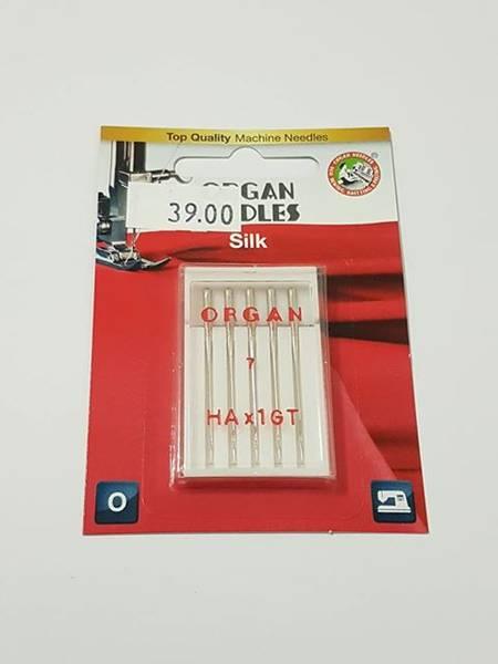 Organ Silkenål HAx1GT 7