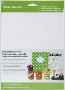 Bilde av Cricut stickerpaper A4 - 12