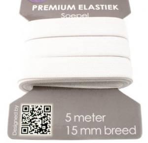 Bilde av Elastikk premium 15 mm - 5 m