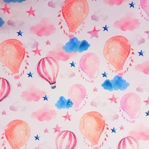 Bilde av Vevet bomull - Luftballonger