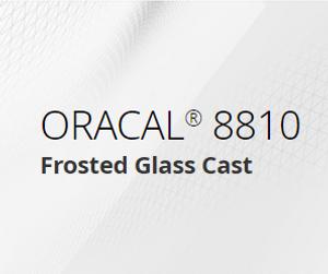 Bilde av Oracal 8810 Frostet glass