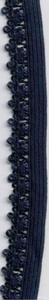Bilde av Blondeelastikk blomster 14 mm