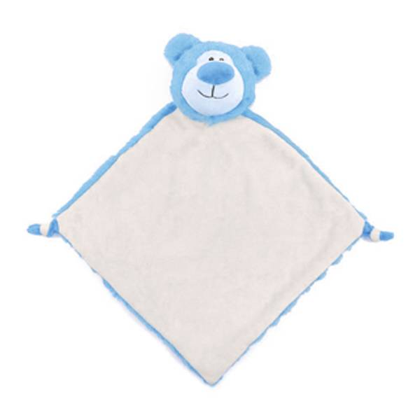 Blankie Bear Blue