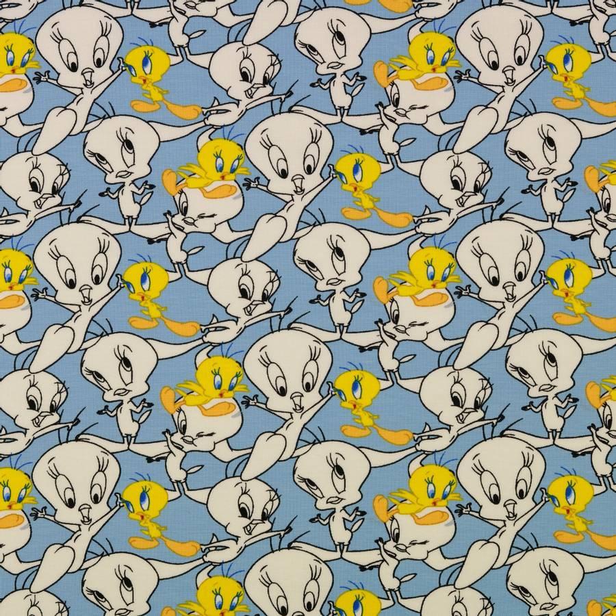 Jersey Tweety lysblå Looney tunes