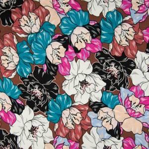 Bilde av Viskose jersey Pink & Blue