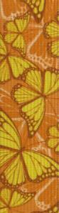 Bilde av Elastikk sommerfugl oransje