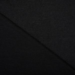 Bilde av Lett strikket viskose - svart