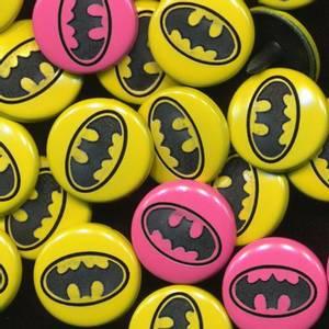 Bilde av Bat trykknapper plast 25 stk