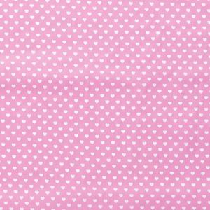 Bilde av Bomullspoplin lysrosa med