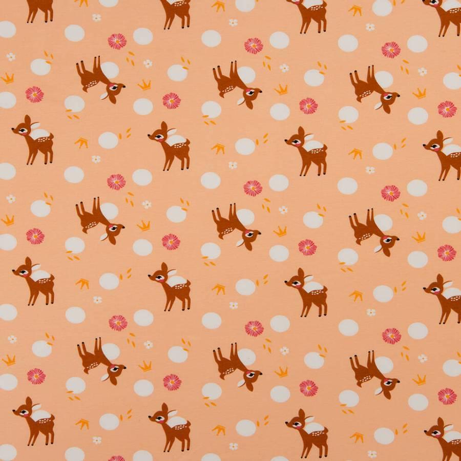 Jersey Deer apricot