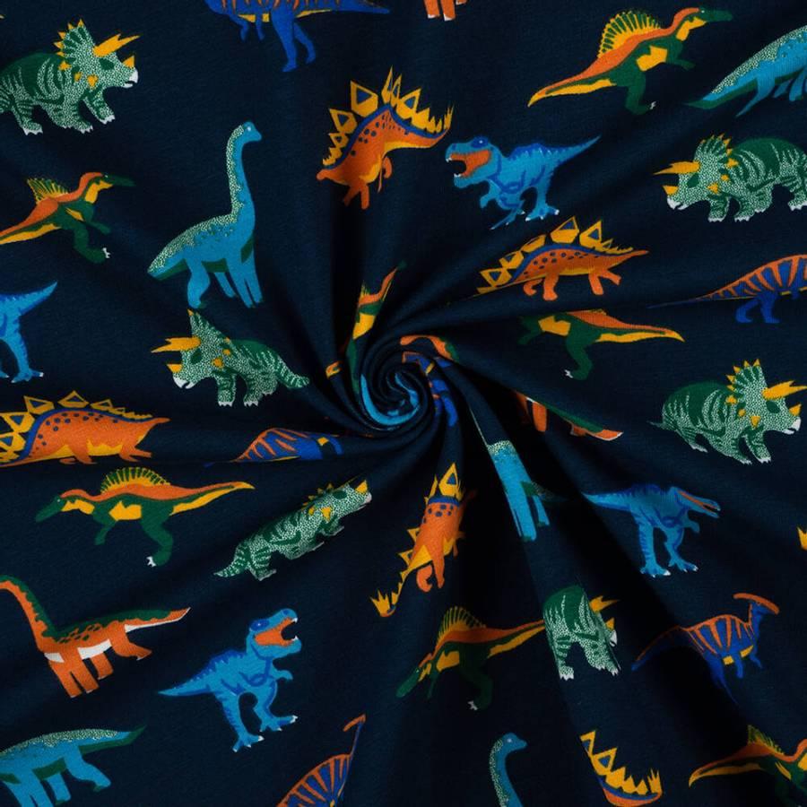 Jersey Navy dinosaurs