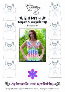 Bilde av Kreativistine  - Butterfly