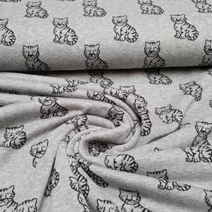 Bilde av Jacquard strikket med tiger