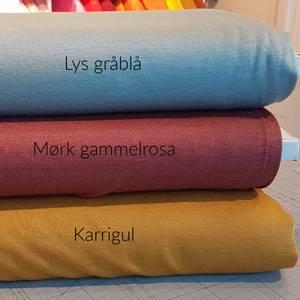 Bilde av Merinoull/silke karrigul
