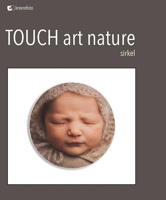 Bilde av Touch Art Nature sirkel 20 x 20