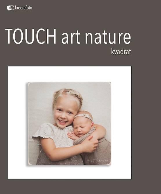 Bilde av Touch Art Nature kvadrat 20 x 20