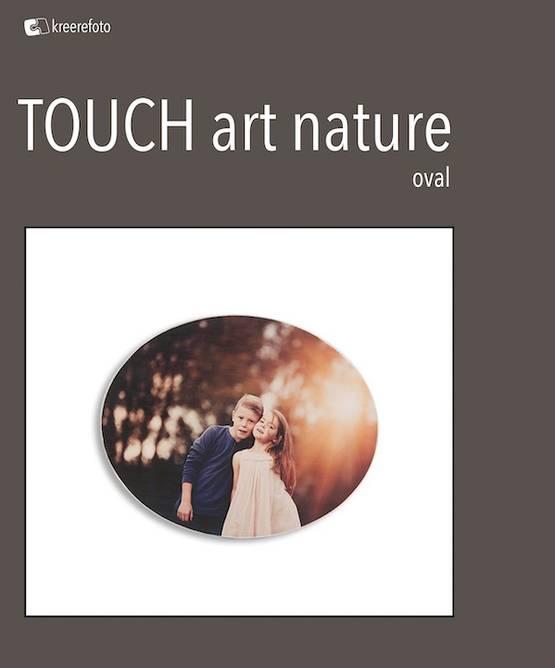 Bilde av Touch Art Nature oval 20 x 25