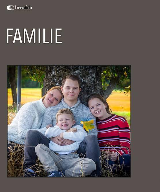 Bilde av Familiefotografering