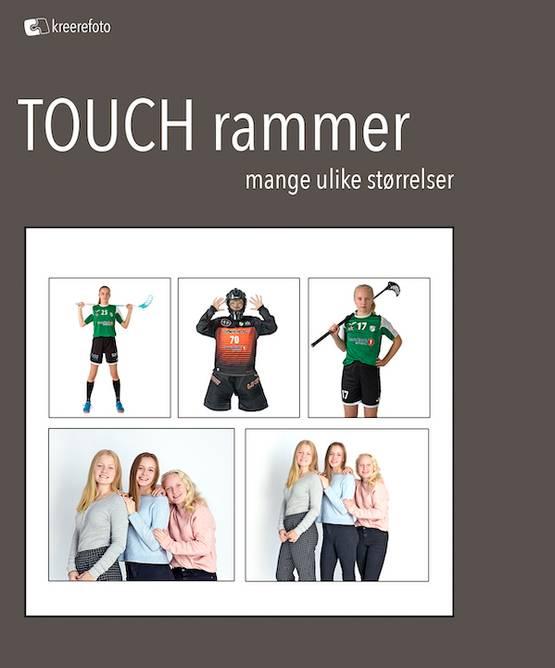 Bilde av Touch rammer single