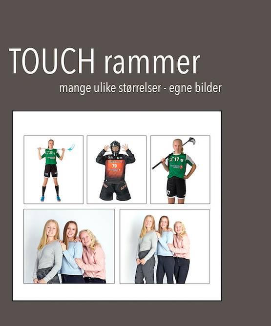 Bilde av Touch rammer single (egne bilder)