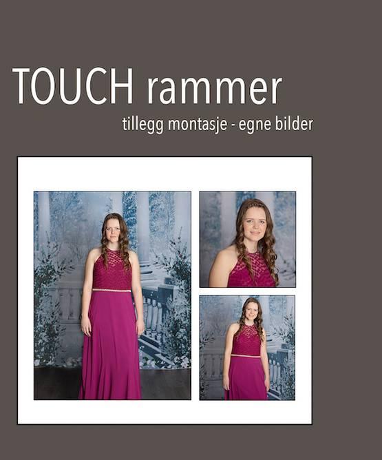 Bilde av Touch - tillegg for montasje (egne bilder)
