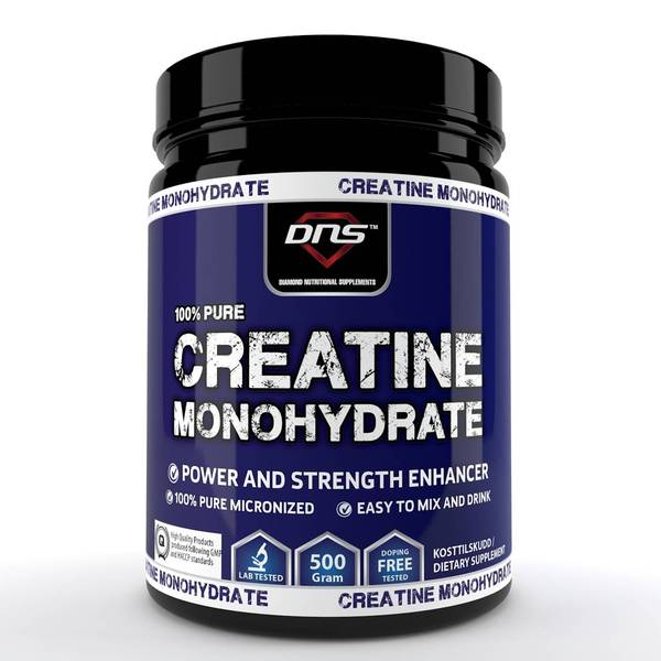Bilde av Kreatin Monohydrat 500 gram