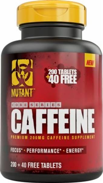 Bilde av Mutant Caffeine - 240 tabs
