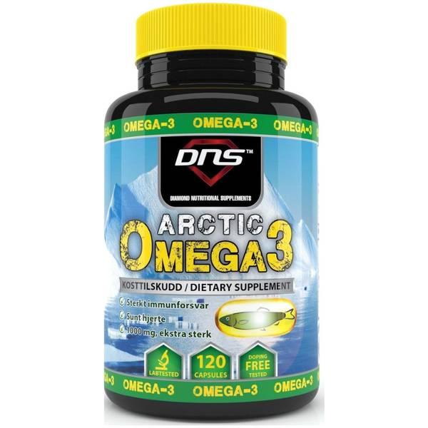 Bilde av Arctic Omega-3 120 kapsler