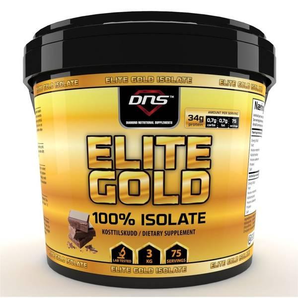 Bilde av Elite Gold 100% Isolate Sjokolade 3 kg