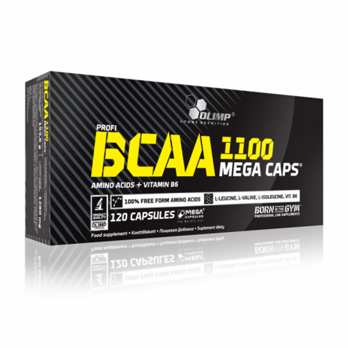 Olimp BCAA  120 stk x 1290 mg
