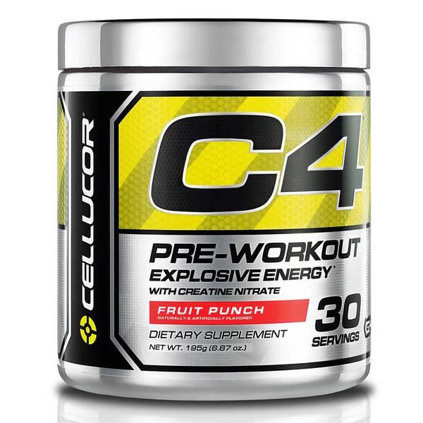 Bilde av C4 Pre-Workout - 195 gram