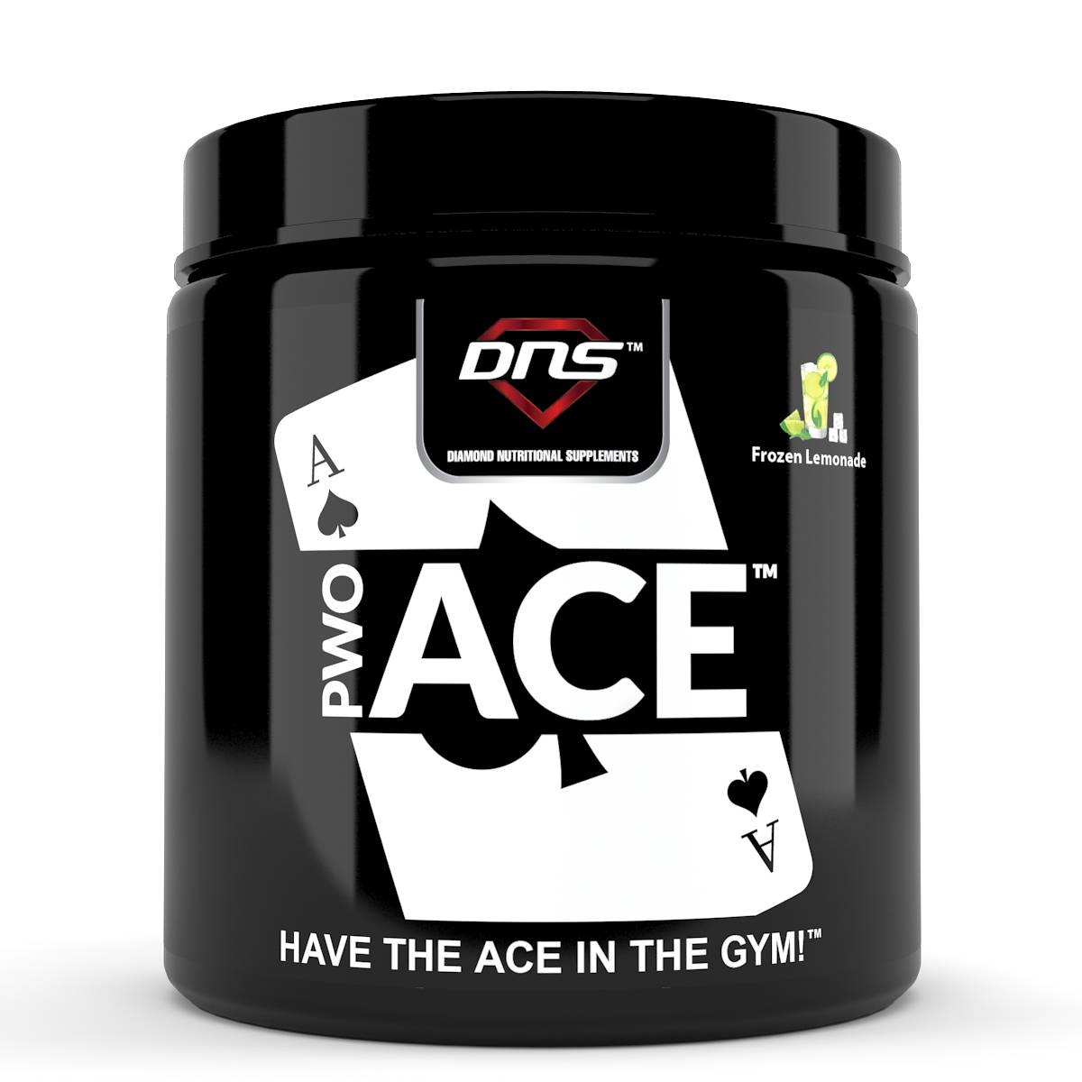 Ace PWO™ - Frozen Lemonade