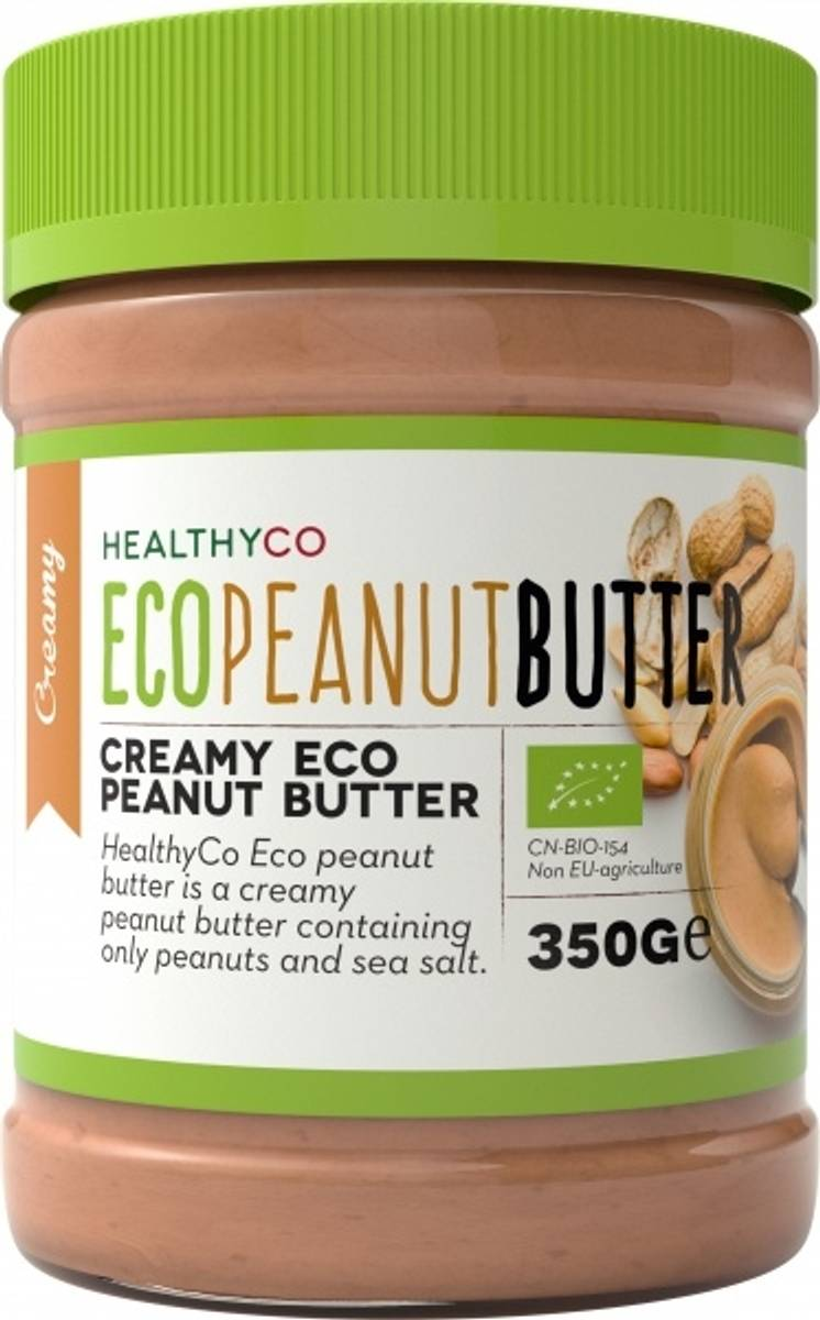 ECO Peanut Butter Crunchy - 350g